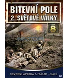 Bitevní pole 2. světové války – 8. DVD – SLIM BOX