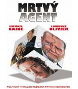 Mrtvý agent (The Jigsaw Man) – SLIM BOX DVD