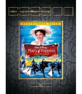Mary Poppins S.E. 2DVD  (Mary Poppins) - edice Největší filmové klenoty