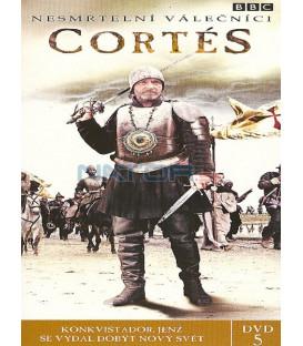 Nesmrtelní Válečníci - DVD 5 Cortés (Heroes and Villains: Cortes) DVD