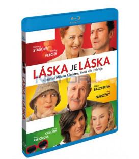 Láska je láska (Blu-ray)  (Láska je láska)
