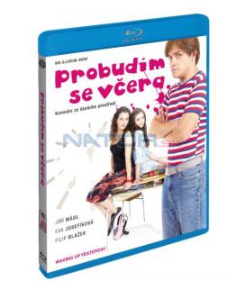 Probudím se včera (Blu-ray)  (Probudím se včera )