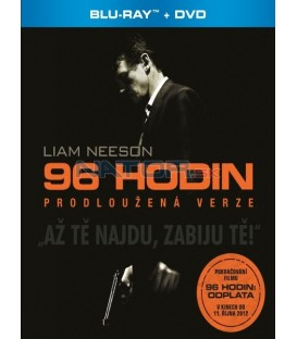 96 hodin Blu-ray + DVD (Combo Pack)  (Taken)