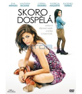 Skoro dospělá / Girl in Progress / 2012 DVD