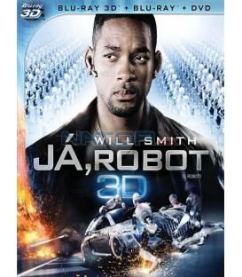 Já, robot / I, Robot / 2004     - combo 3D/2D BD & DVD    - poprvé ve 3D!