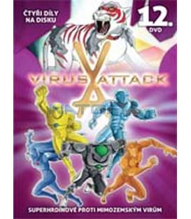 VIRUS Attack – 12. DVD – SLIM BOX