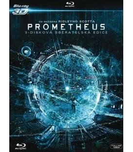 Prometheus / 2012 - 3 disková limitovaná edice s bookletem 3D