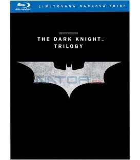 Temný rytíř trilogie - limitovaná dárková edice (5 X Blu-ray)