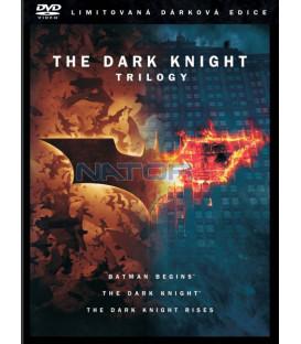 Temný rytíř trilogie - 6 X DVD limitovaná dárková edice
