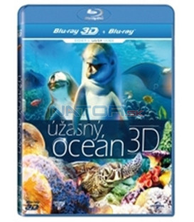 Úžasný oceán 3D / Amazing Ocean 3D - Blu-ray