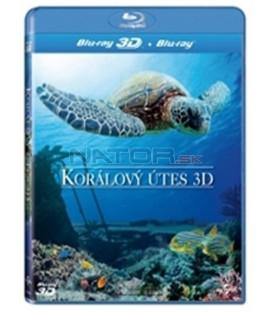 Korálový útes 3D / Coral Reef 3D / 2012    -Blu-ray obsahuje 2D i 3D verzi