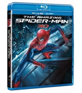 The Amazing Spider-Man 2D+ 3D - Blu-ray
