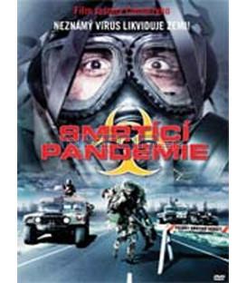 Smrtící pandemie (Pandemic,) – SLIM BOX DVD