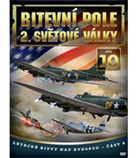 Bitevní pole 2. světové války – 10. DVD – SLIM BOX