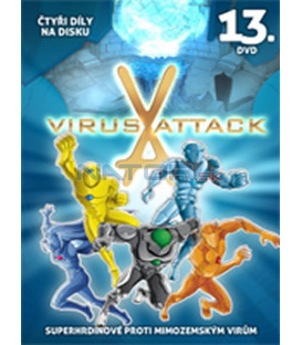 Virus Attack – 13. DVD – SLIM BOX