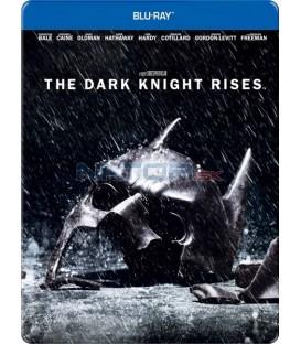 Temný rytíř povstal : steelbook (2Blu-ray)   (Dark Knight Rises)