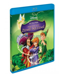 Petr Pan: Návrat do Země Nezemě (Blu-ray)   (Peter Pan: Return To Neverland)