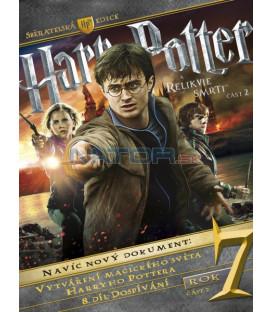 Harry Potter a Relikvie smrti část 2. - sběratelská edice 3DVD