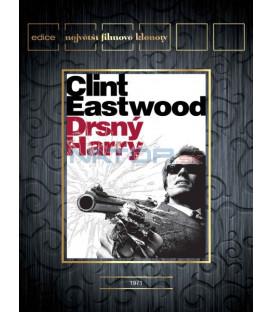 Drsný Harry (Dirty Harry) - Edice Filmové klenoty DVD