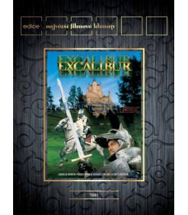 Excalibur (Excalibur) - Edice Filmové klenoty  DVD