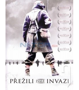 Přežili jsme invazi (Saints And Soldiers: Airborne Creed) DVD