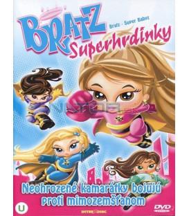 Bratz 3 - Superhrdinky  (Bratz Super Babyz) DVD