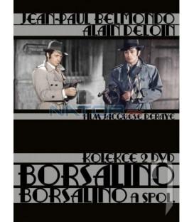 Kolekce: Borsalino 2 DVD