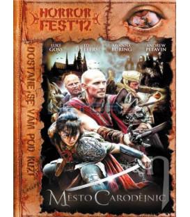 Město čarodějnic (Witchville) DVD