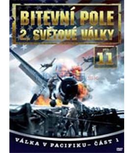 Bitevní pole 2. světové války – 11. DVD – SLIM BOX