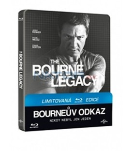 Bourneův odkaz (The Bourne Legacy) - Blu-ray / steelbook