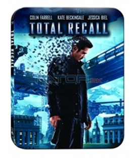 TOTAL RECALL (2012) - Blu-ray - 2 x DISC-EXTENDED DIRECTORS CUT