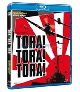Tora! Tora! Tora! / 1970 - prodloužená japonská verze - Blu-ray