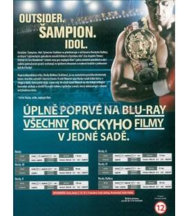 Rocky 1-6  - 6-Blu-ray kolekce / 6-Blu-ray Rocky Anthology
