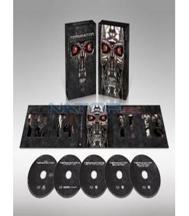 Terminator 1-4 – 4-Blu-ray kolekce