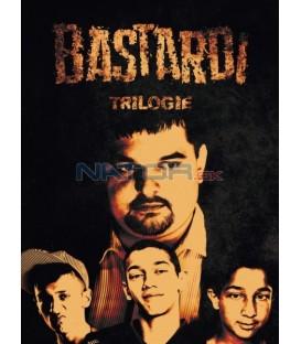 BASTARDI 1-3 Trilogie 3DVD (DVD)