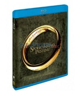 Pán prstenů: Společenstvo prstenu-rozšířená edice (2Blu-ray)   (Lord of the Rings: Fellowship of the Ring-Extended Edition)