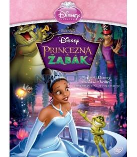 Princezna a žabák   (Princess and the Frog)  - Edice princezen CZ+SK Dabing