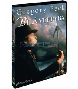 Bílá velryba (Moby Dick) DVD