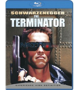 Terminátor ( The Terminator ) - Blu-ray