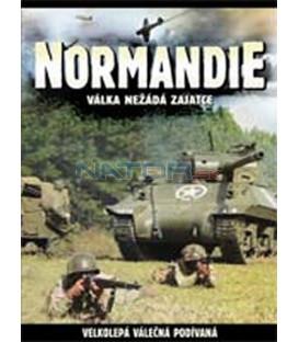 Normandie: Válka nežádá zajatce (Red Rose of Normandy) – SLIM BOX DVD