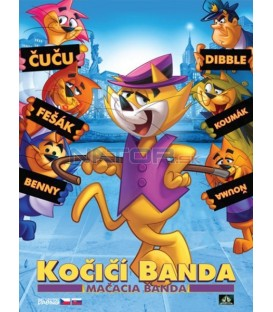 KOČIČÍ BANDA (TOP CAT)