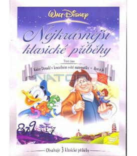 Najkrajšie Klasické Príbehy 3 (Disney Fables 3)