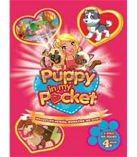 Puppy in my Pocket – 4. DVD (Puppy in my Pocket) – SLIM BOX
