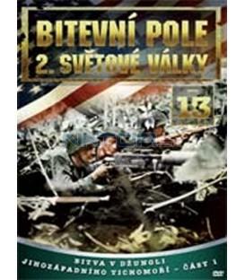 Bitevní pole 2. světové války – 13. DVD – SLIM BOX