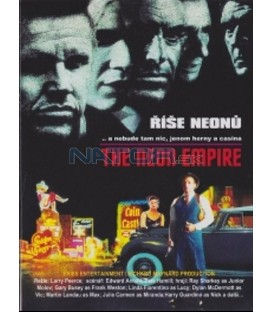 Říše neónů (The Neon Empire) DVD