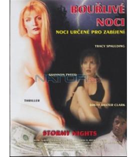 Bouřlivé noci (Stormy Night) DVD