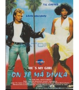 On je má dívka (He´s My Girl) DVD
