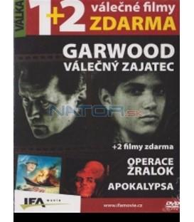 Garwood: Válečný zajatec -1+2 válečné filmy ZDARMA