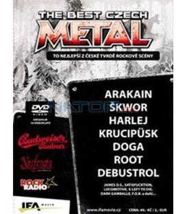The Best Czech Metal DVD