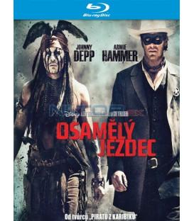 OSAMĚLÝ JEZDEC (THE LONE RANGER) - Blu-ray